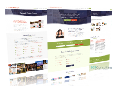 WordPress Wesbite Design