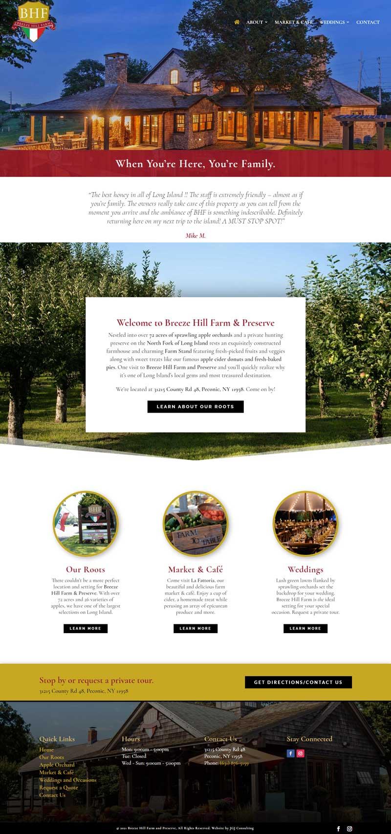 Breeze Hil Farm