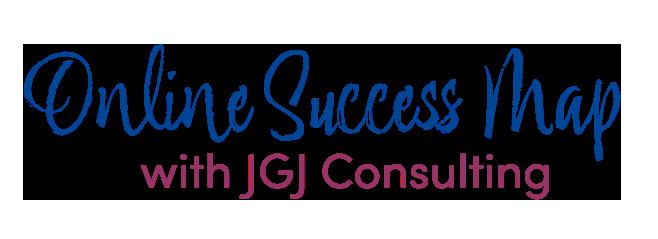 Online Success Map Logo